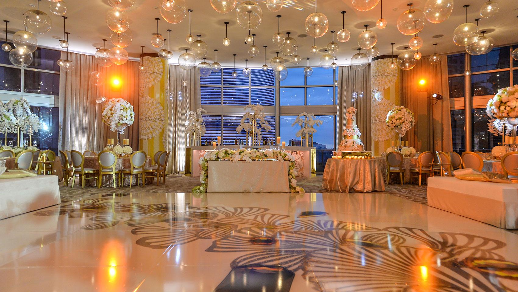 Wedding Planner In Miami Kimpton Epic Hotel