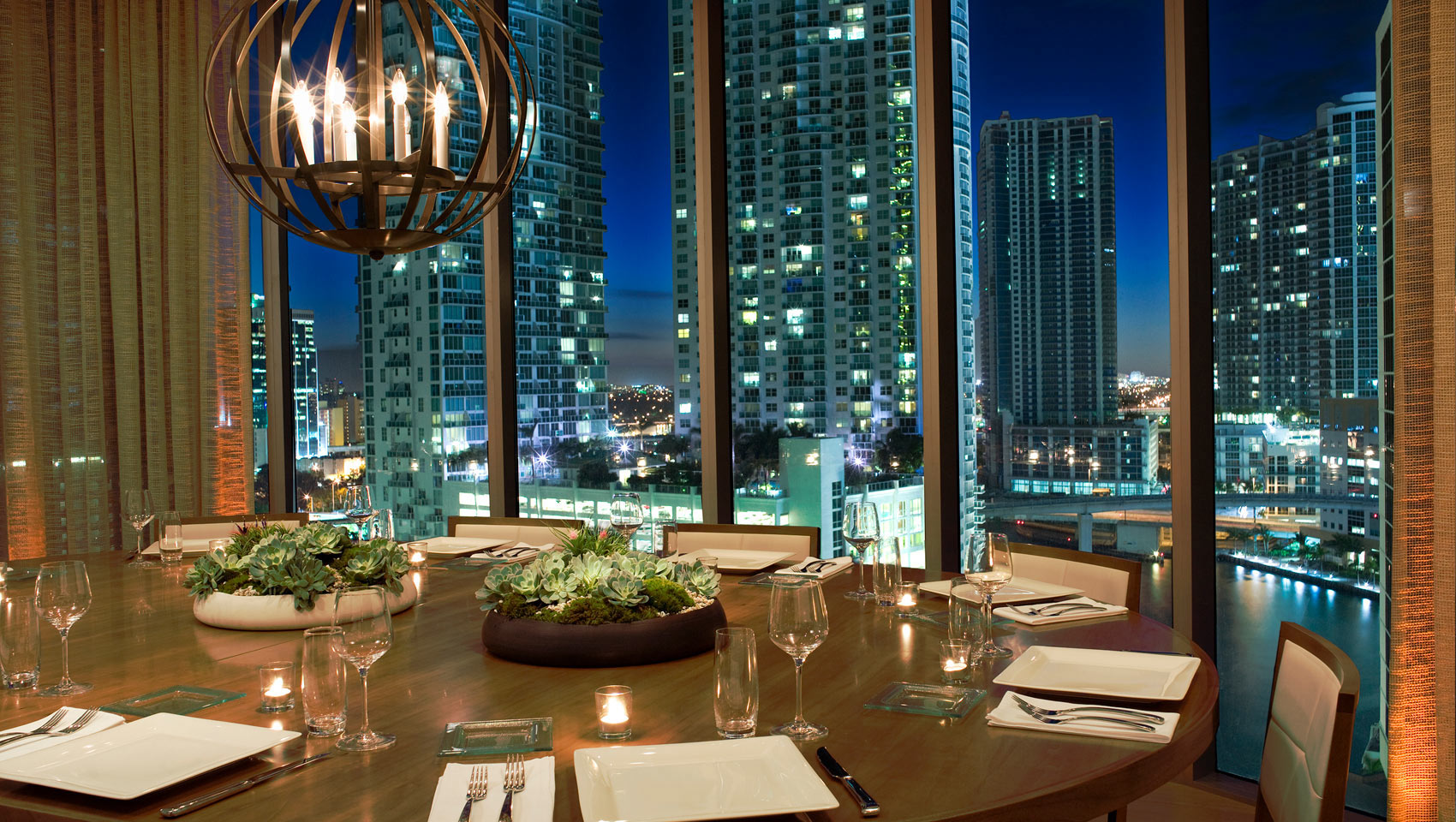 Area 31 Downtown Miami Restaurants Kimpton Epic Hotel