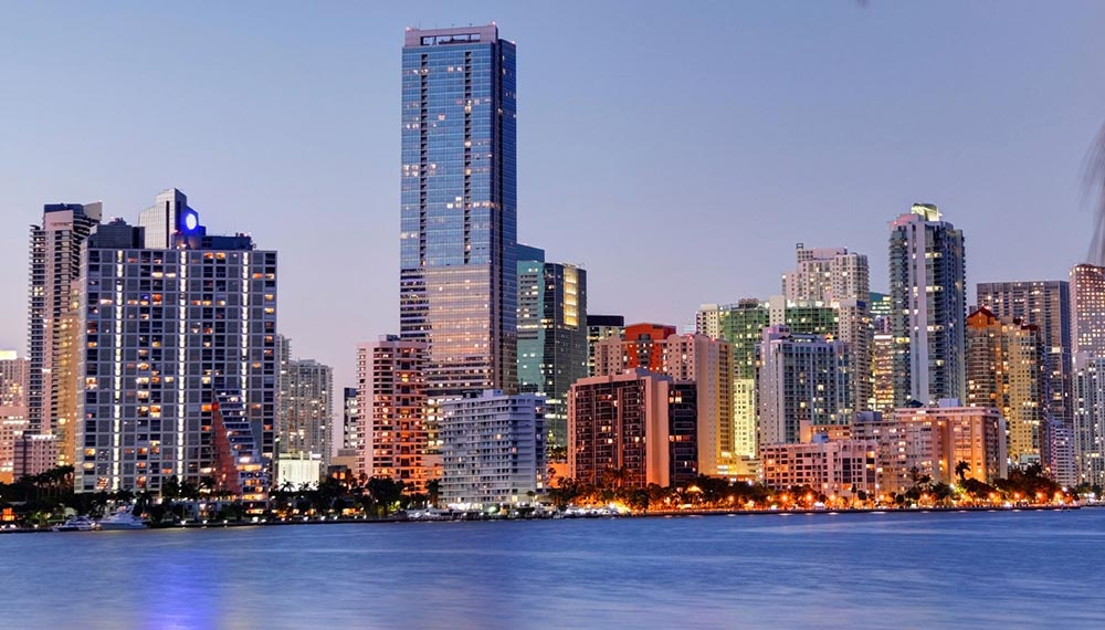 Hotels Downtown Miami Biscayne Bay