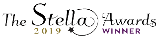 The Stella Awards Winner 2019 logo
